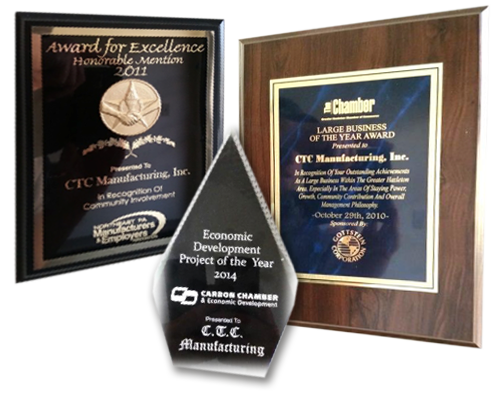 awards frames